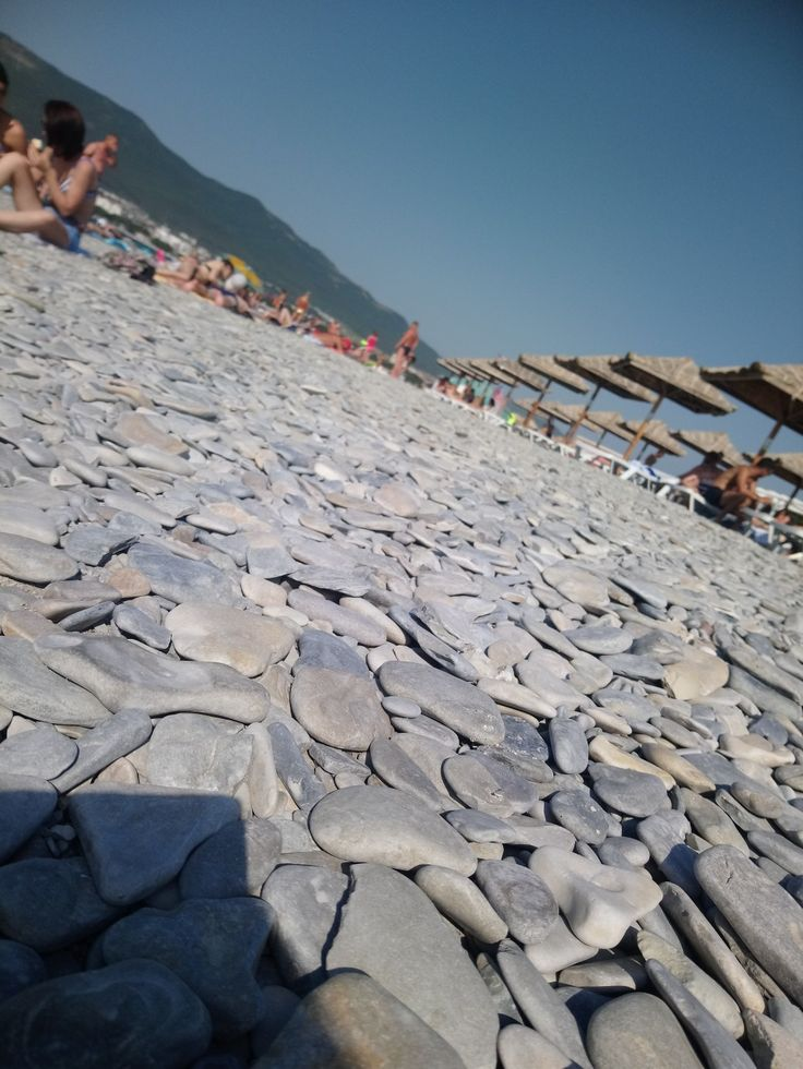 Геленджик,городской пляж