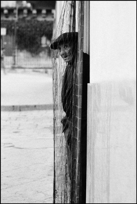 Ferdinando Scianna - Sicily, Bagheria. 1970.
