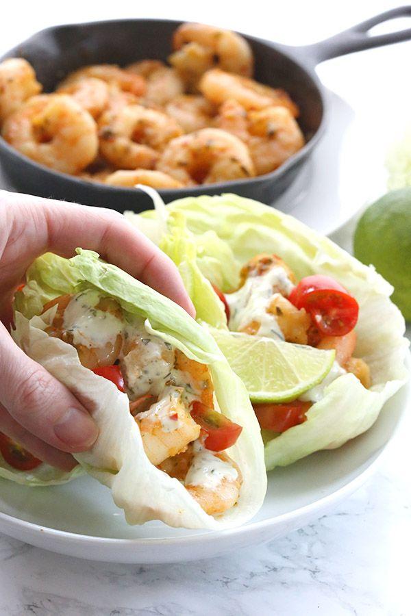 Low carb recipes with frozen shrimp