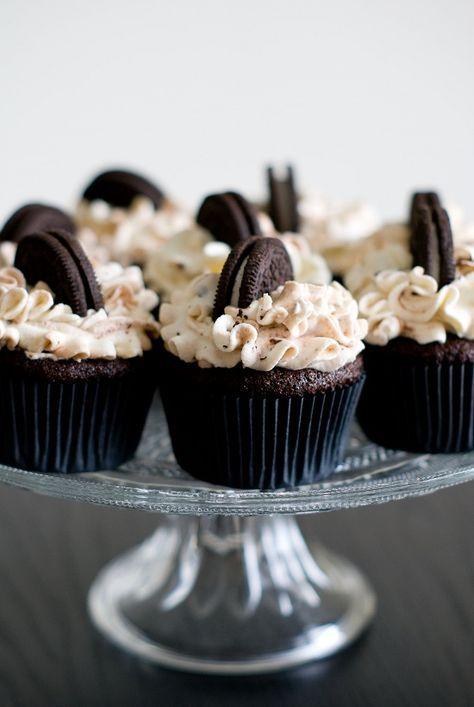 Cupcakes Oreo                                                                                                                                                                                 Plus