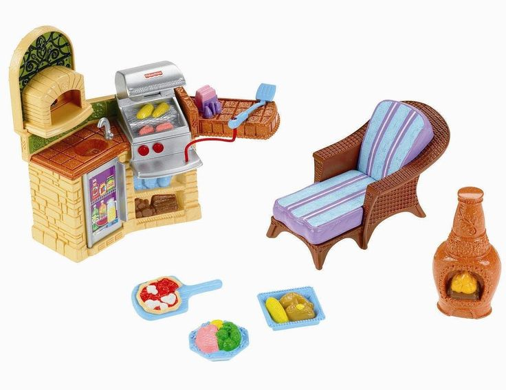 60 best fisher price loving family images on pinterest fisher price doll houses and dollhouses. Black Bedroom Furniture Sets. Home Design Ideas