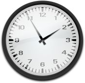 Clock; time No attribution needed