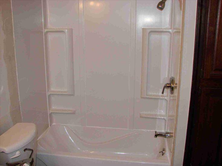 Best 25+ Bathtub surround ideas on Pinterest   Guest bath ...
