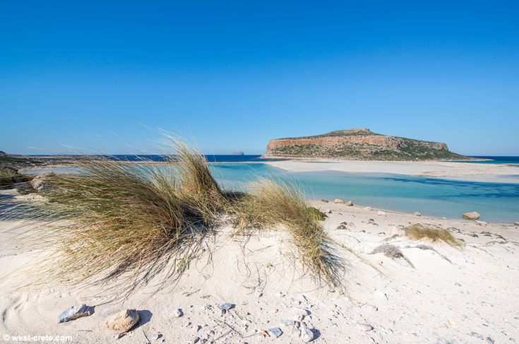 Balos beach - Gramvousa -  click on the image to enlarge