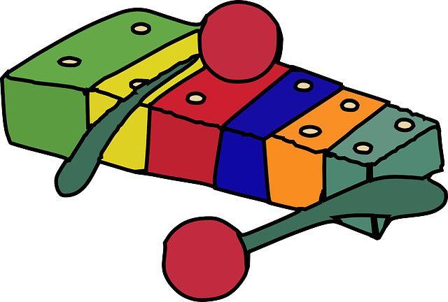 CiaU: Come costruire uno xilofono con tubi di cartone / Uno xilofono davvero particolare. #educazionemusicale #strumentimusicali