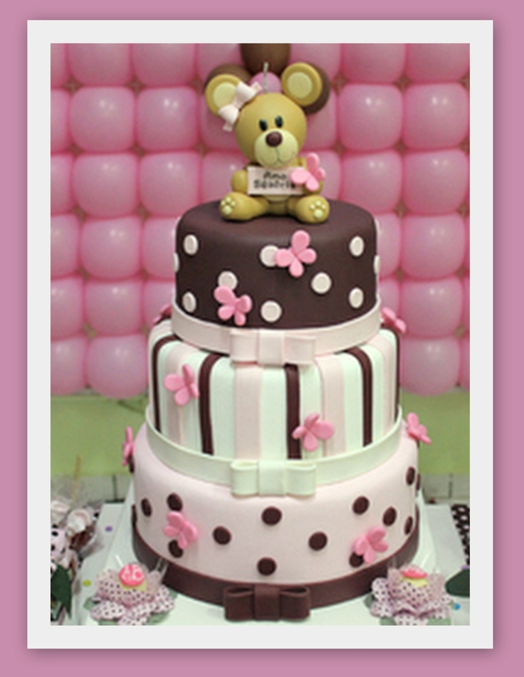 143 Best Beary Beautiful Bear Cakes Images On