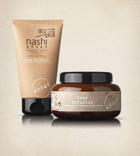 Nashi Argan Deep Infusion Restorative Hydrating Mask