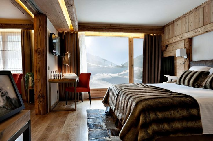 Au coeur du Village, nouvel hôtel de luxe à La Clusaz