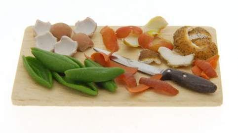 refaire partir ses légumes à partir d'épluchages