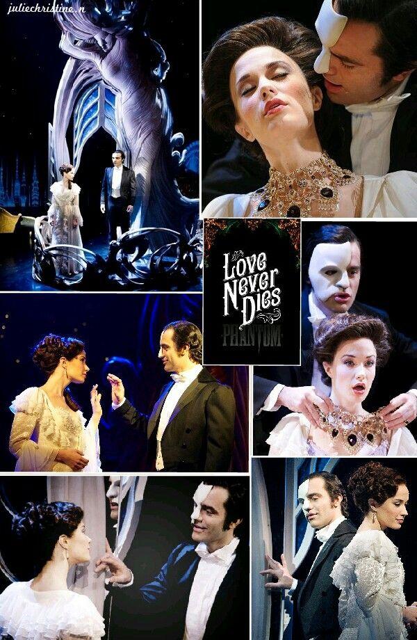 Love Never Dies (London)  Phantom of the opera!!!