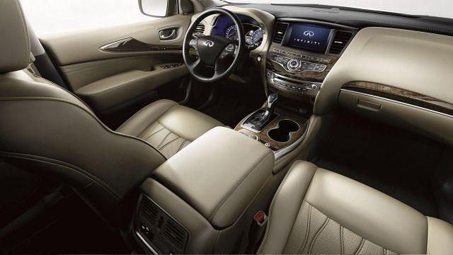 2018 Infiniti Qx60 Crossover Leather Wrapped Steering Wheel 2018 Vision Board Infiniti Usa Best Interior Design Interior Design Companies