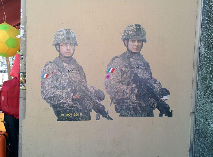 State of Emergency 2016/02/29 116 avenue du Général Leclerc, 75014 Paris