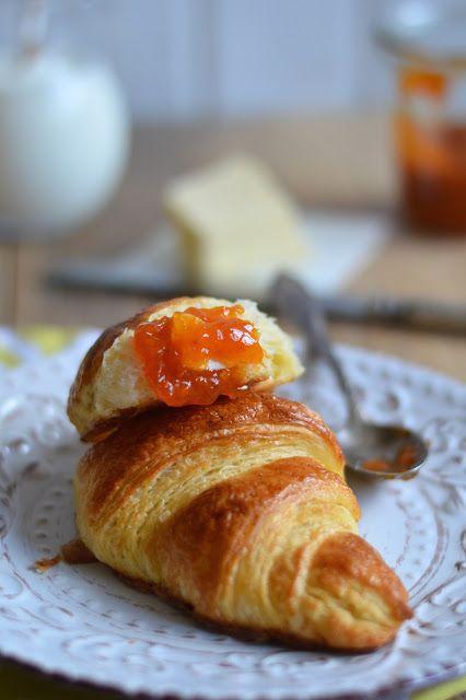tasty life: Máslové croissants podle A.K. Weber