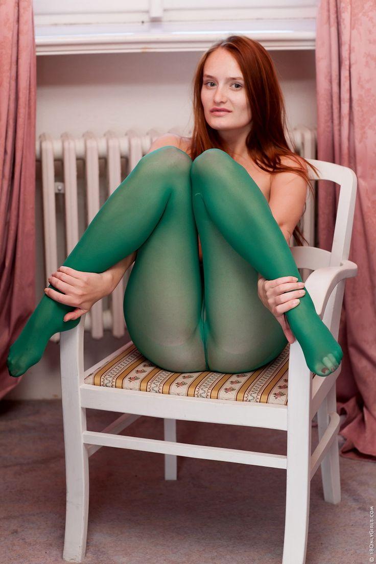Порно в цветных колготках онлайн — img 8