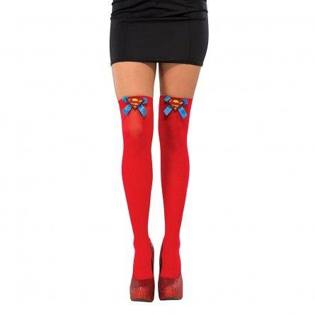 Womens Supergirl Stockings