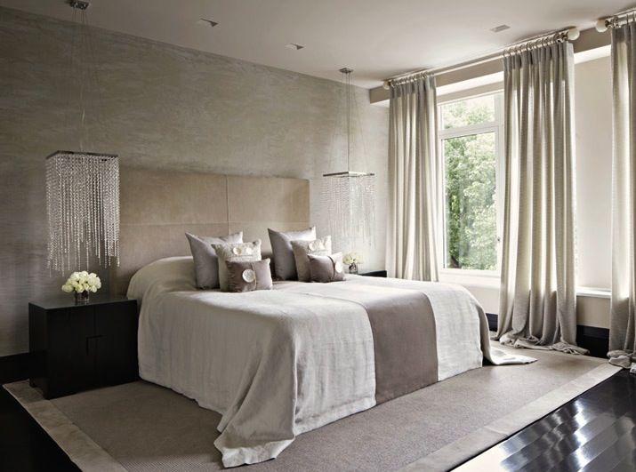 Серые спальни при удачно выбранной цветовой схеме могут быть очень романтичными и элегантными. 40 фото серых спален и советы по сочетанию оттенков
