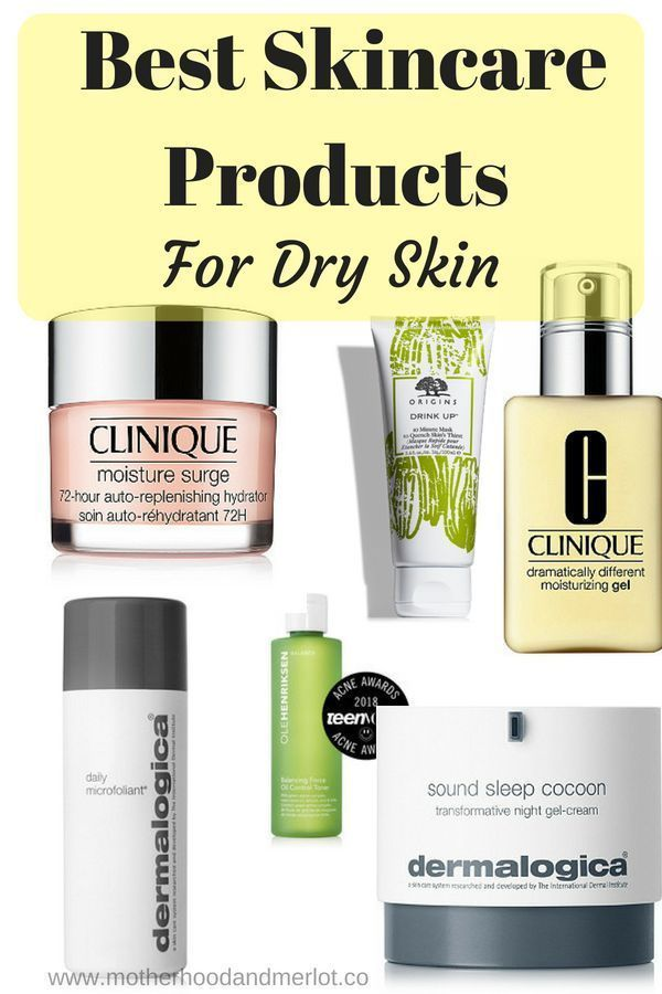 Best Skincare Products For Dry Skin With Images Skin Drinks
