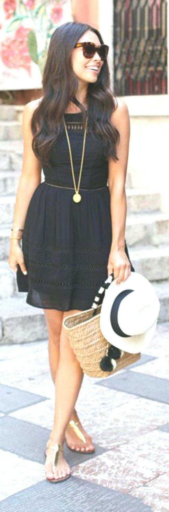 Wow sieht für jede Figur aus: So unterschiedlich kann man ein schwarzes Kleid k… – kleid