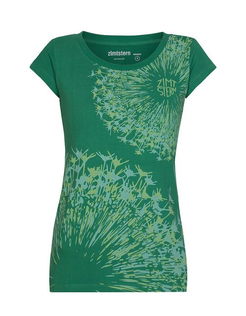 tswDandelion | Bike | Spring / Summer Collection 2014 | www.zimtstern.com | #zimtstern #spring #summer #collection #bike Shirt #lifestyle #street #wear #graphic #clothing #apparel #fabric #organic #cotton #textile