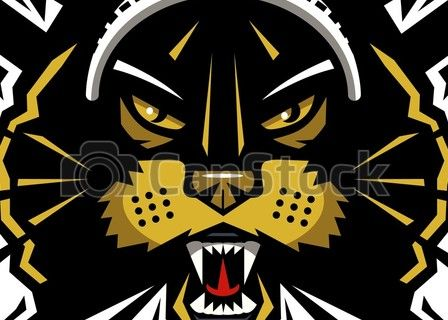 Wildcats baseball mascot. Wildcats baseball team mascot with... clipart vector - Search Illustration, Drawings and EPS Graphics Images - csp54780250