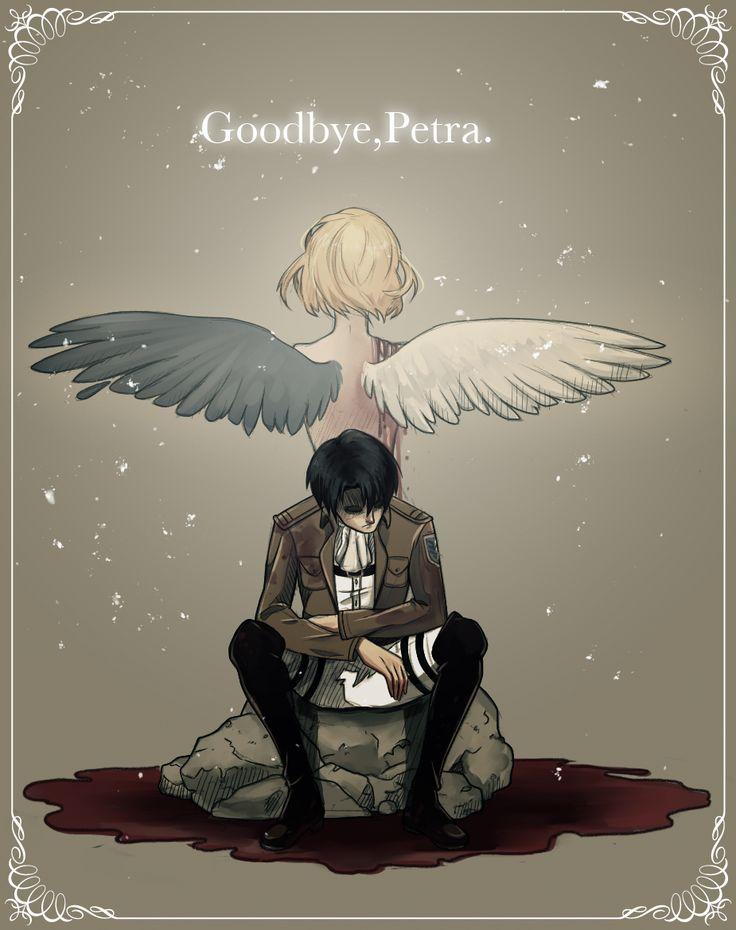 SnK: Goodbye by YukiHyo.deviantart.com on @deviantART