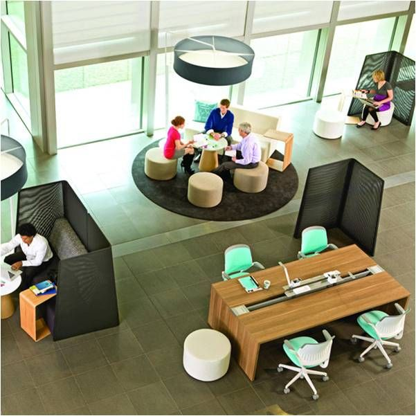 34 best collaborative spaces images on pinterest Collaborative workspace design