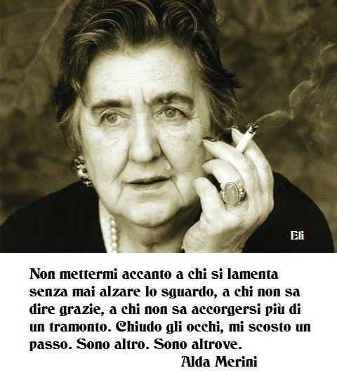 Alda Merini, nata il primo giorno di primavera, morta il giorno di tutti i Santi.