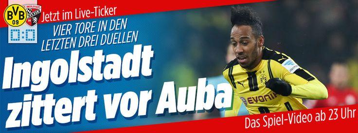 Bundesliga: Dortmund - Ingolstadt http://www.bild.de/bundesliga/1-liga/saison-2016-2017/borussia-dortmund-gegen-fc-ingolstadt-04-am-25-Spieltag-46929498.bild.html