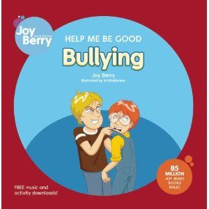 """""""Help Me Be Good: Bullying"""" (Help Me Be Good series) discusses the feelings associated with being a victim of childhood bullying as well as explains possible reasons behind the bully's behavior. The book expresses ways to handle being bullied, and actions to take depending on the severity and level of the bullying. By Joy Berry. Age 4+"""