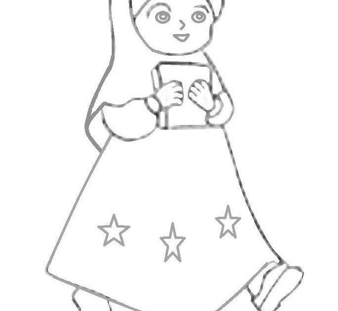 31 Gambar Kartun Anak Sholeh Di 2020 Dengan Gambar Kartun