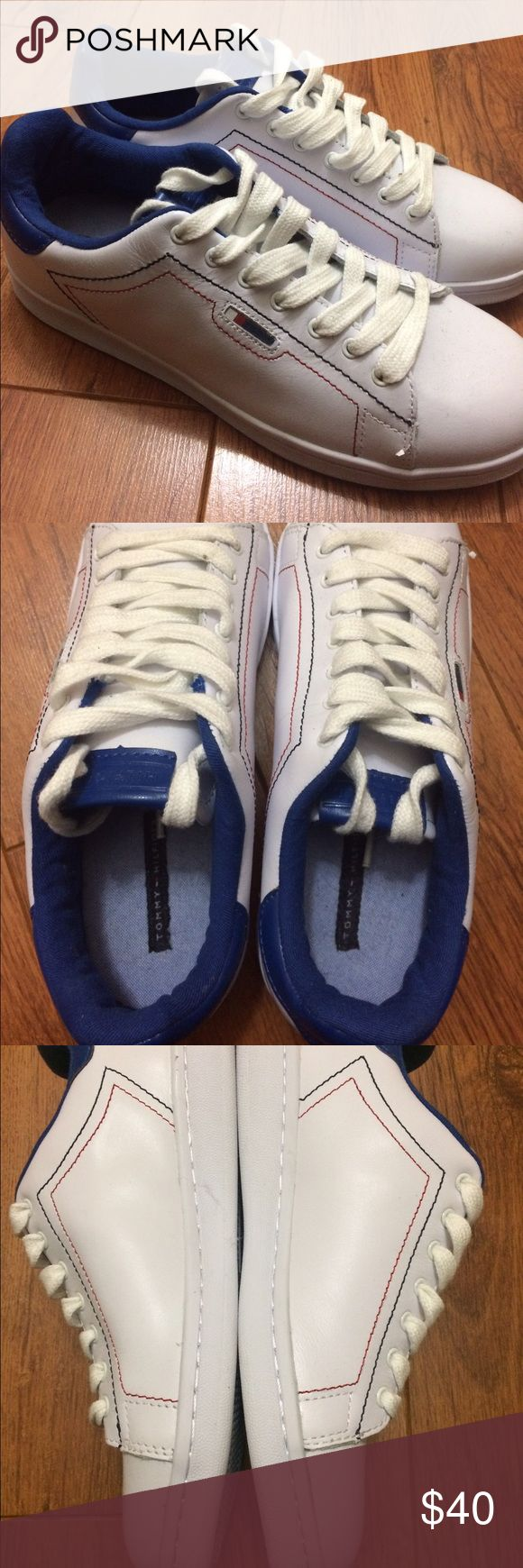 Tommy Hilfiger Sneakers Never been used Tommy Hilfiger shoes! Perfect for a casual wear! Tommy Hilfiger Shoes Sneakers