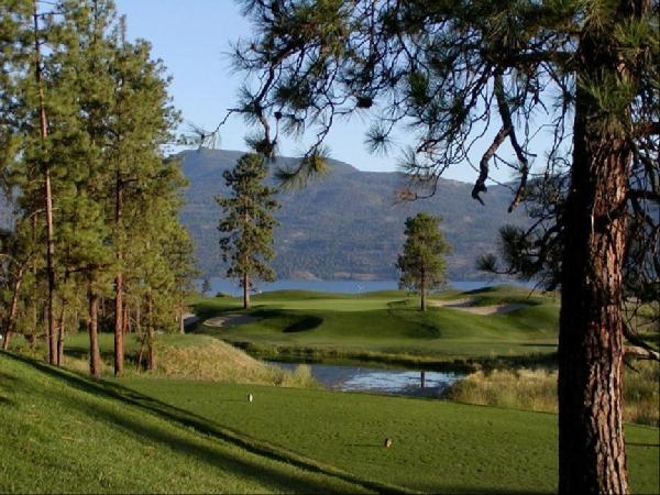 Vintage Hill Golf Course- #Kelowna, British Columbia.