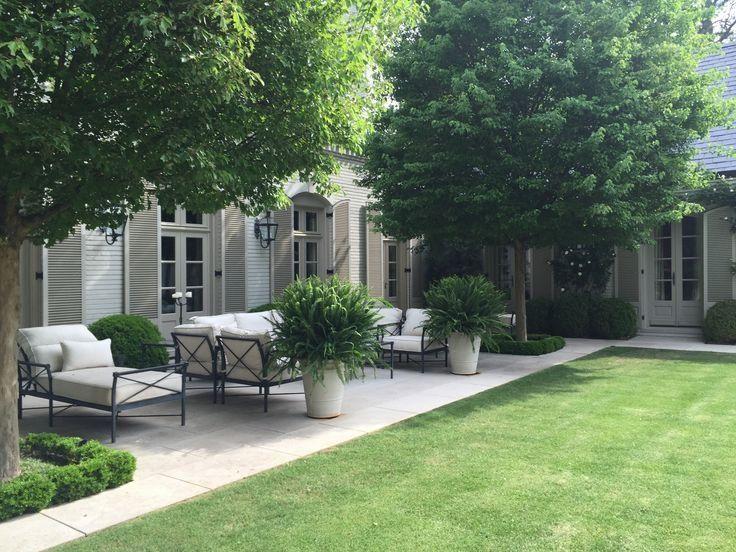 Pin Auf Courtyard Garden