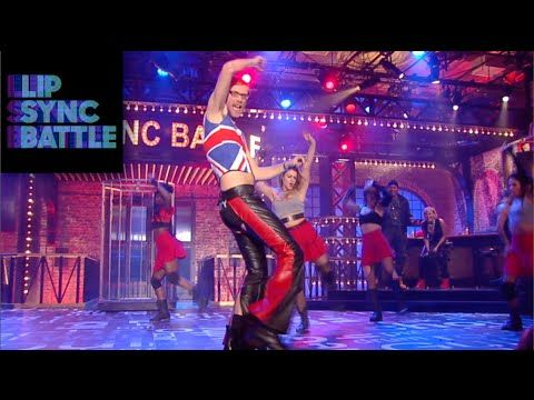 """So far this totally takes the prize for most hilarious!☺--- Stephen Merchant gets down and 'Dirrty' on """"Lip Sync Battle"""" (Spike TV -Thursdays at 10/9c ) - YouTube"""