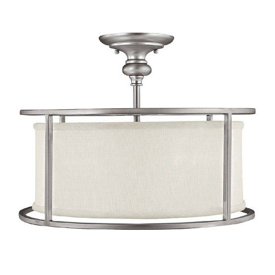 Shop Capital Lighting  3914 3 Light Midtown Semi Flush Ceiling Light at ATG Stores. Browse our semi flush ceiling lights, all with free shipping and best price guaranteed.