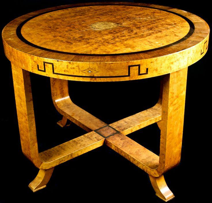 Interior Art Deco Designers Offers New Concept Swedish Coffee Table Design