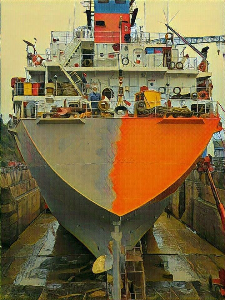 @The Dock, Shuidong China.