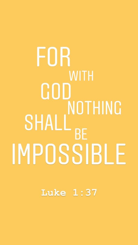 Inspirational Quotes Iphone Wallpaper yellow background, bib...
