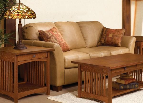 Mission Furniture.