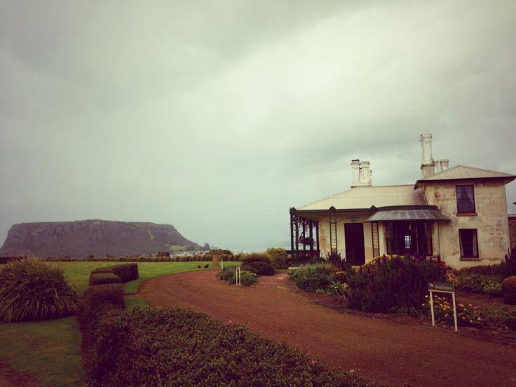Highfield House at Stanley. #tasmania #stanley #discovertasmania