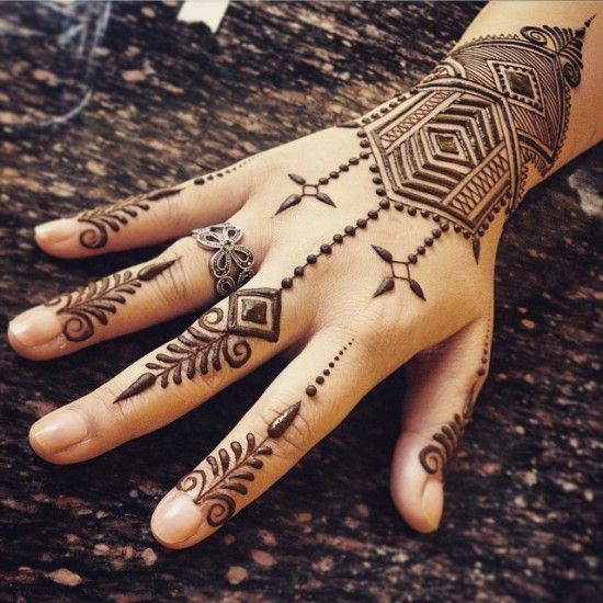 Top 13 Mehndi Design Inspiration you can't Miss!