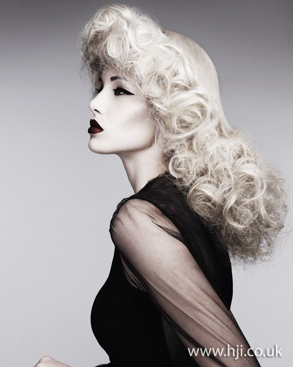 Alan Konizi - British Hairdresser of the Year 2011