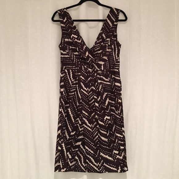 Banana Republic lightweight dress Banana Republic lightweight material. Perfect for warm weather. Excellent condition! Banana Republic Dresses