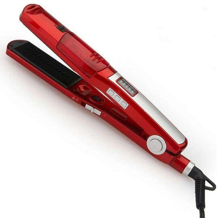 Piastra per capelli a vapore professionale First Air