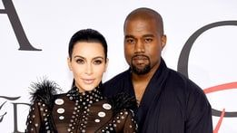 Kim Kardashian and Kanye West's newborn son's name is... Find out at Usmagazine.com!