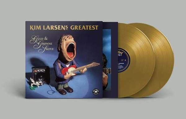 Kim Larsen - Guld Og Grønne Skove