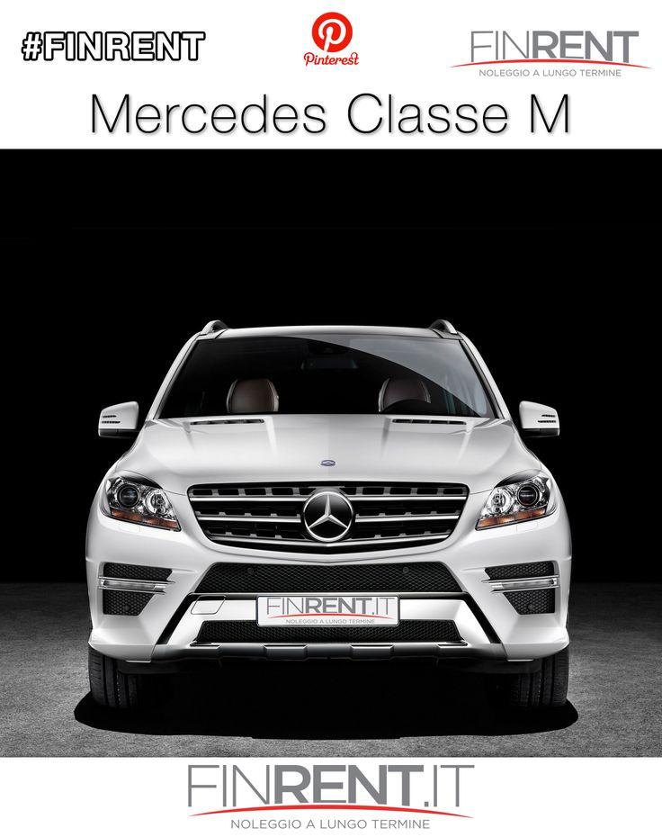 Mercedes-Benz Classe M   Finrent.it http://www.finrent.it/mercedes-classe-193824/ La #MercedesClasseM è stata completamente rinnovata a partire dallo stile che punta deciso su forme più pulite ed eleganti. #Mercedes #Finrent