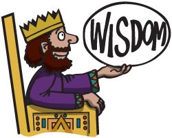 1 Kings 3 King Solomon's Wisdom (He Bids Them Come)