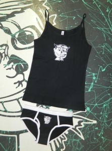 Tattoo Tony's Under My Skin Tank/Briefs Set - exclusively w/ UnPaved Clothing Co