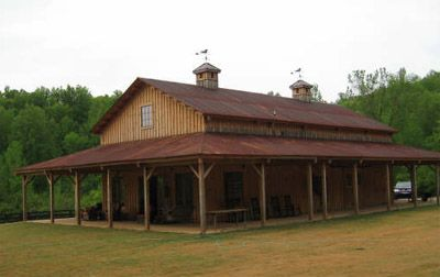Pole Barns With Living Quarters My Style Pinterest